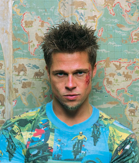 Brad Pitt / Tyler Durden / Imaginary Friend